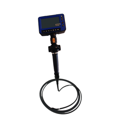 PVRS4 4-way Articulating Portable Video Recording System, this is a 4mm x 1.5m Videoscope